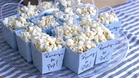 Popcorn Baby Shower Theme by Themed Baby Shower Inspiration The Diy Lighthouse