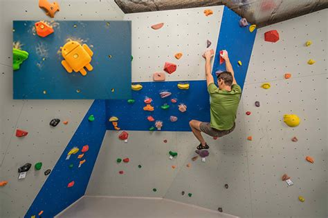 how is google zurich different from other google offices quora google zurich rock climbing with android climbing holds