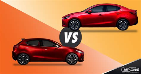 what country makes mazda mazda 2 sedan vs hatchback carsome malaysia