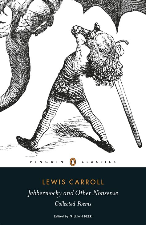 jabberwocky and other nonsense collected poems penguin books australia