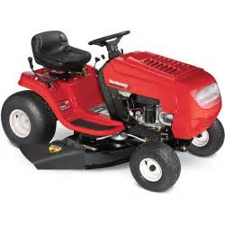 yard machine 38 mower yard machines 38 quot 10 5 hp mower walmart