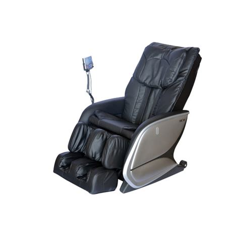reclining massage chairs faux leather reclining massage chair wayfair