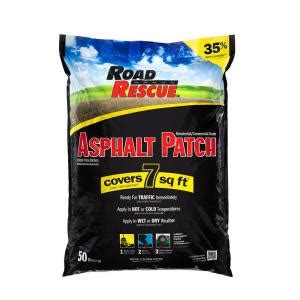 road rescue 50 lb asphalt repair 10 pack ap 500 the