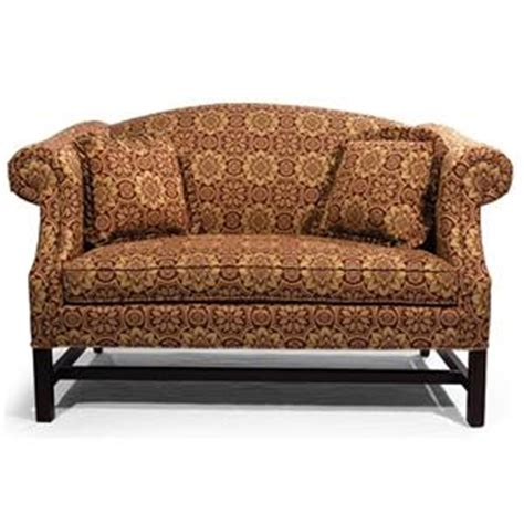 star homespun high wing back settee with rolled arms star homespun push back recliner with wing back
