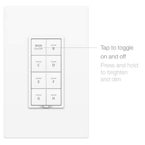 insteon in wall dimmer controller smarthome