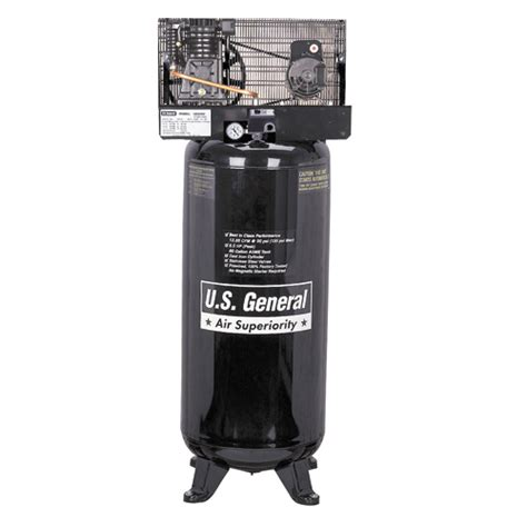 gal  hp  psi  stage air compressor