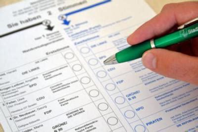 Antrag Briefwahl Elektronisch falkensee de landtagswahl 2014 wer kann per briefwahl