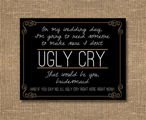 asking to be my bridesmaid bridesmaid card 2233279 weddbook