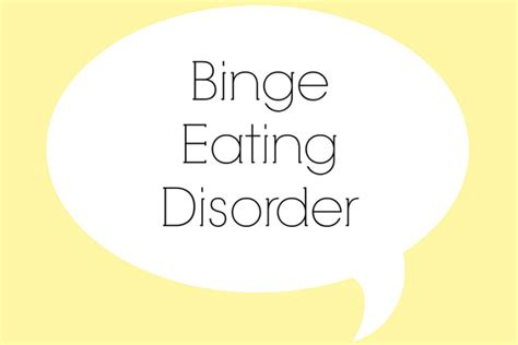 bed binge eating disorder wat is bed bed proud2bme