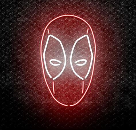 Home Design Cad by Buy Deadpool Logo Neon Sign Online Neonstation