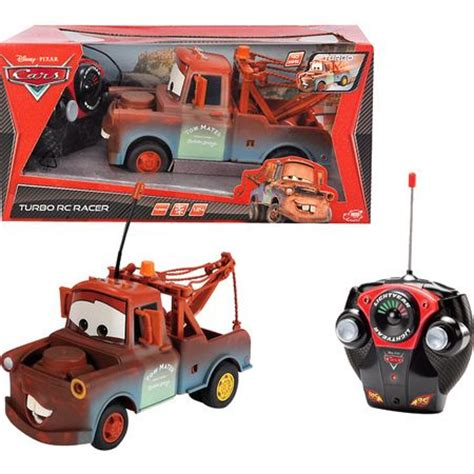 Rc Turbo Racer Tow Mater 9506 dickie toys cars 2 turbo rc racer tow mater 3089502 giochi preziosi cars toys