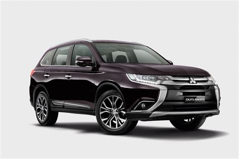 mitsubishi malaysia locally assembled mitsubishi outlander 2 0 suv now