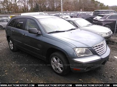 used 2006 chrysler pacifica for sale in clinton nc 28328 best of clinton inc used 2006 chrysler pacifica touring car for sale at auctionexport