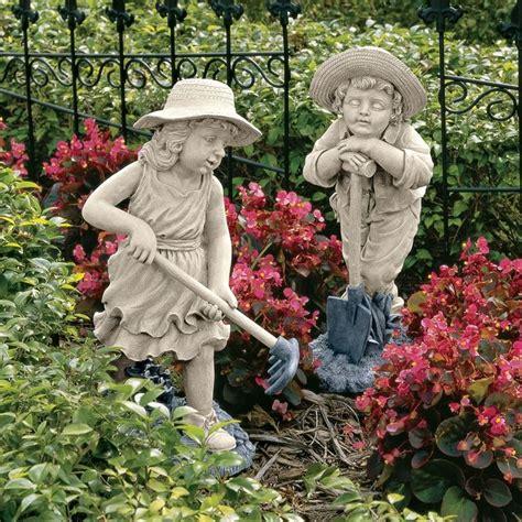 sculture da giardino statue da giardino arredo giardino arredare con le