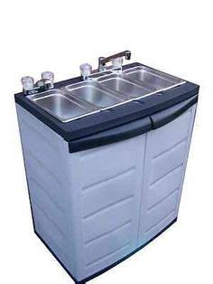 3 compartment sink for food truck plastic three compartment sink search food tent