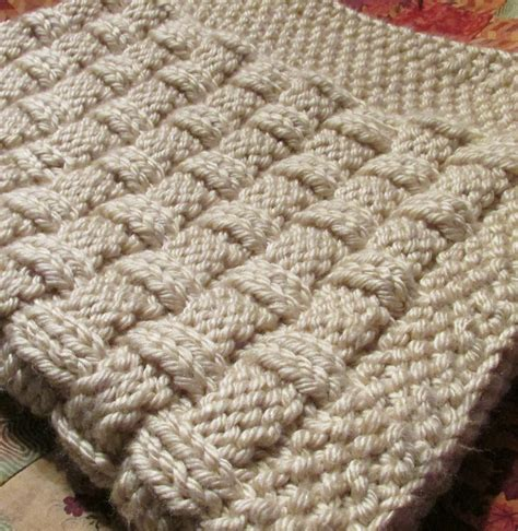 basket weave knit baby blanket pattern baby blanket knitting patterns in the loop knitting