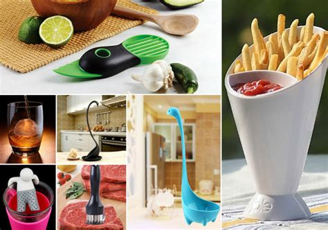 new kitchen gadgets 10 cool and clever kitchen gadgets design swan