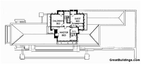 robie house floor plan architecture photography plan3 60258