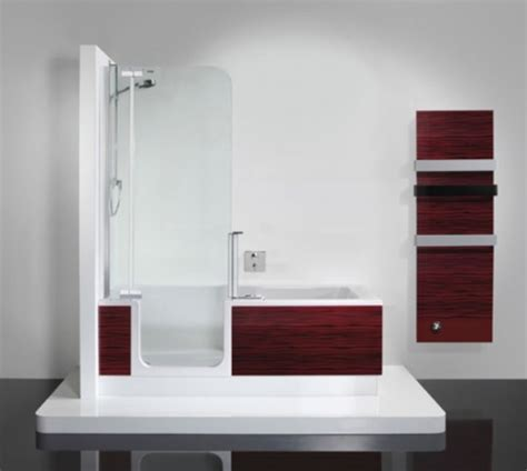 Bath And Shower Unit home design idea bathroom designs tub shower combo units