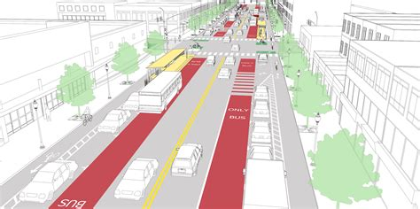 honolulu high capacity transit project urban design a new blueprint for streets that put transit front and