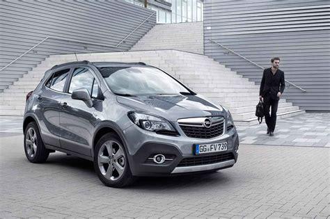 Opel Opel Fiche Technique Opel Mokka Opel Mokka 1 6 Ctdi 136 4x4