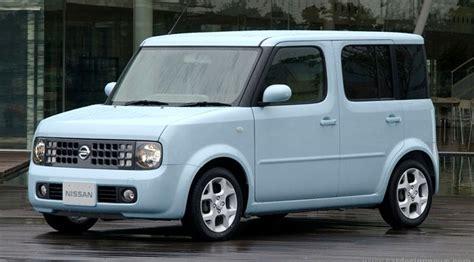 Toyota Cube Nissan Cube Japan 2003