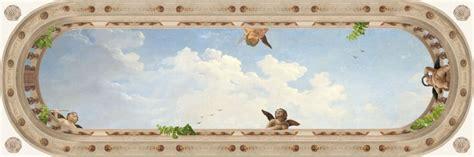 affreschi soffitto affresco trasferibile 300x100 s07300x100