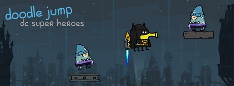 doodle jump dc comic the doodler hops into gotham city in doodle jump dc