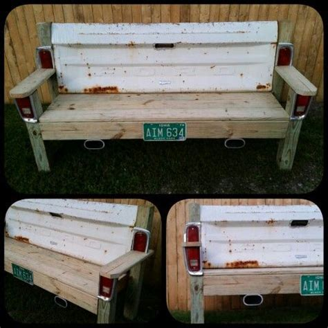 tailgate bench seat 1000 images about headstone hotrods on pinterest yard