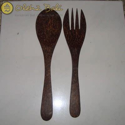 2 Set Baju Barong Anak sendok salad 20cm oleh2bali kerajinan bali