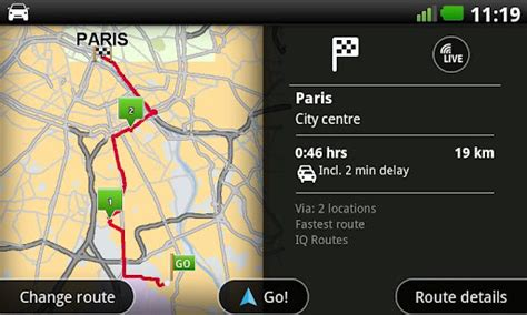 tomtom go android apk tomtom android