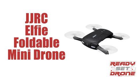 Drone Jjrc Elfie drone review jjrc elfie tiny foldable quadcopter hovercameradrone
