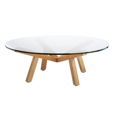 small circular glass table 30 inspirations of circular glass coffee tables