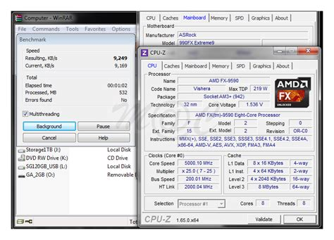 fx 9590 bench amd centurion fx 9590 5 ghz processor gets previewed comes close to core i7 4770k