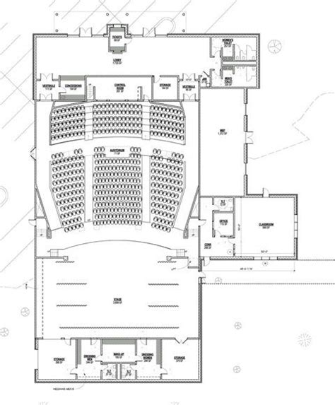 theater floor plans 60 best theater images on pinterest architectural