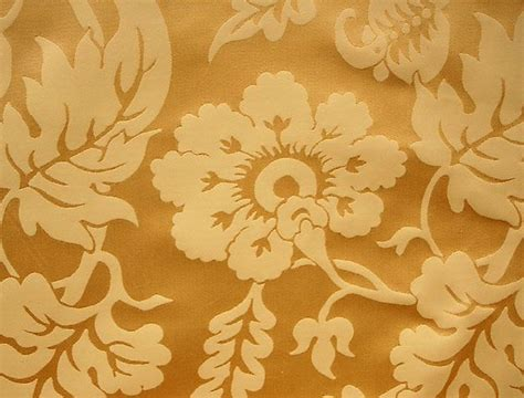 fabric pattern recognition this damask with bold floral pattern is represented in