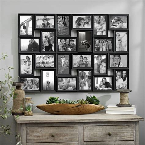 wall photo frame collage 25 best images about collage picture frames on