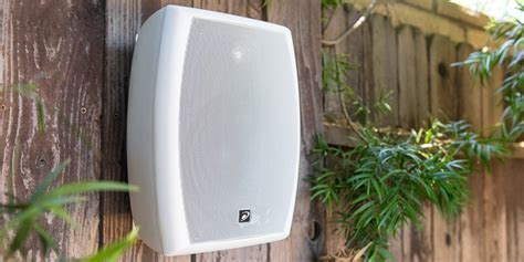 The Best Outdoor Speakers: Reviews by Wirecutter   A New