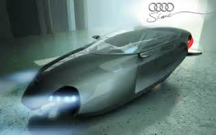 audi shark flying concept vehicle luxuo luxury