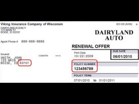 Dairyland Auto Insurance Pay Online   YouTube
