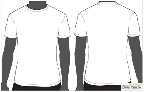 shirttemplate free images at clker vector clip