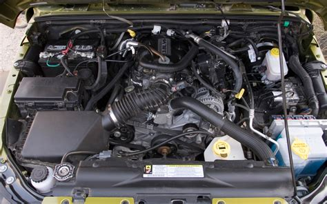 What Of Engine Does A Jeep Wrangler 2008 Jeep Wrangler Rubicon Engine Photo 43