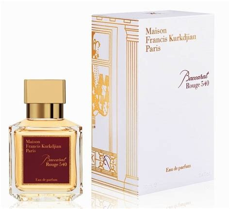 Baccarat 540 Fragrances To new perfume review maison francis kurkdjian baccarat