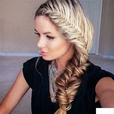 fishtail braids hairstyles 15 fishtail braids hairstyles hairstyles haircuts 2016