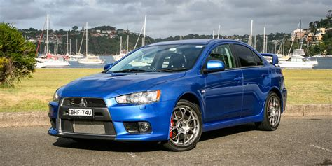 mitsubishi lancer evo 6 2016 mitsubishi lancer evolution x review final edition