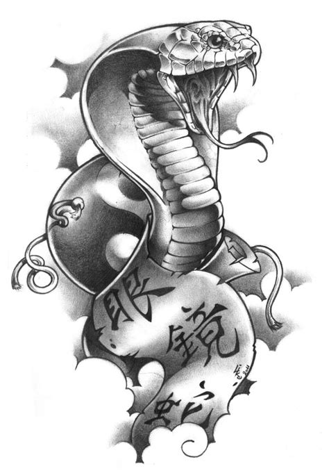 cobra tattoo designs cobra style by lionel k on deviantart