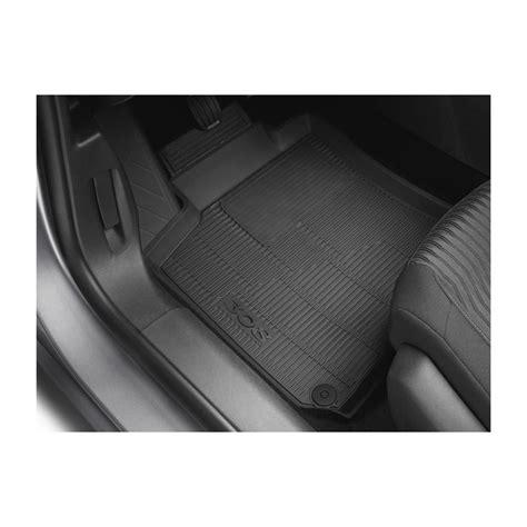 peugeot 308 rubber mats set of rubber floor mats peugeot 308 t9 eshop peugeot cz