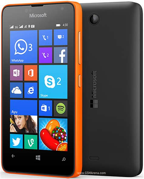 Hp Microsoft Lumia 430 microsoft lumia 430 dual sim pictures official photos