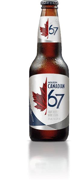 sodium in coors light molson canadian 67