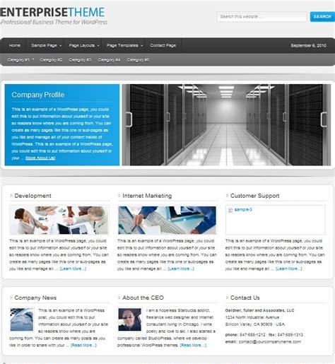 themes wordpress cms cms wordpress themes for small business websites dobeweb